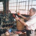 Engine degreasing