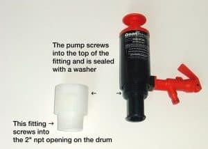 High Pressure Adapter
