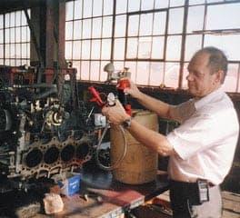 SAFE DISPENSING OF TRICHLOROETHYLENE - Chemical Pumps