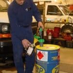 Car Repair Chemical Pump - VOC Reduction Case Studies