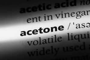 Safety with Acetone