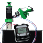 GT M N Viton System with meter