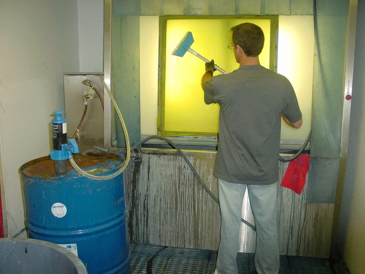 Printing Industries Chemical Pumps