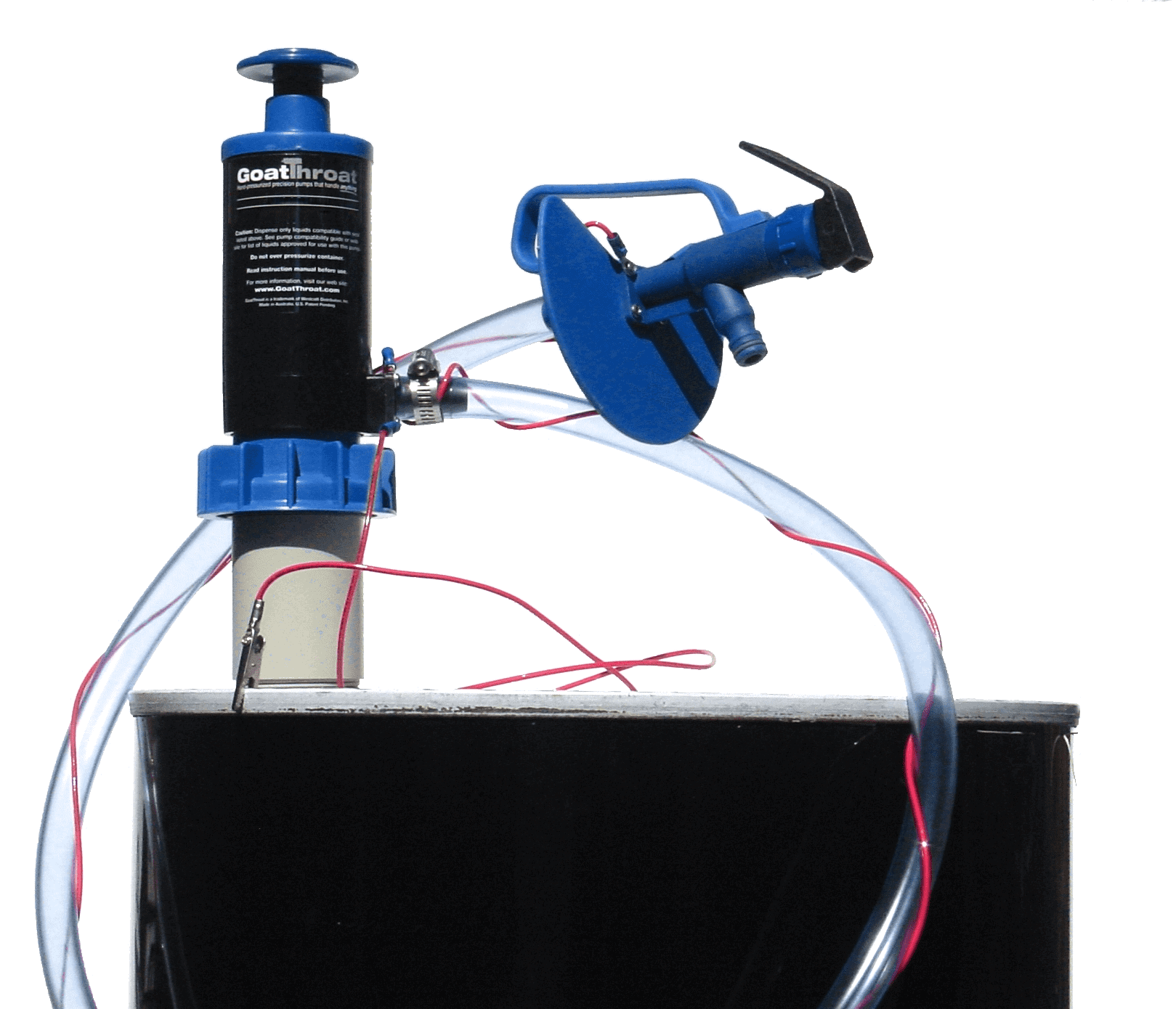 Flammable Liquids Pumps