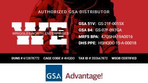 WE Authorized GSA 1